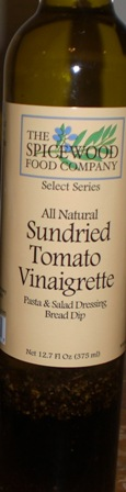 Sun Dried Tomato Vinaigrette 12.7 oz.